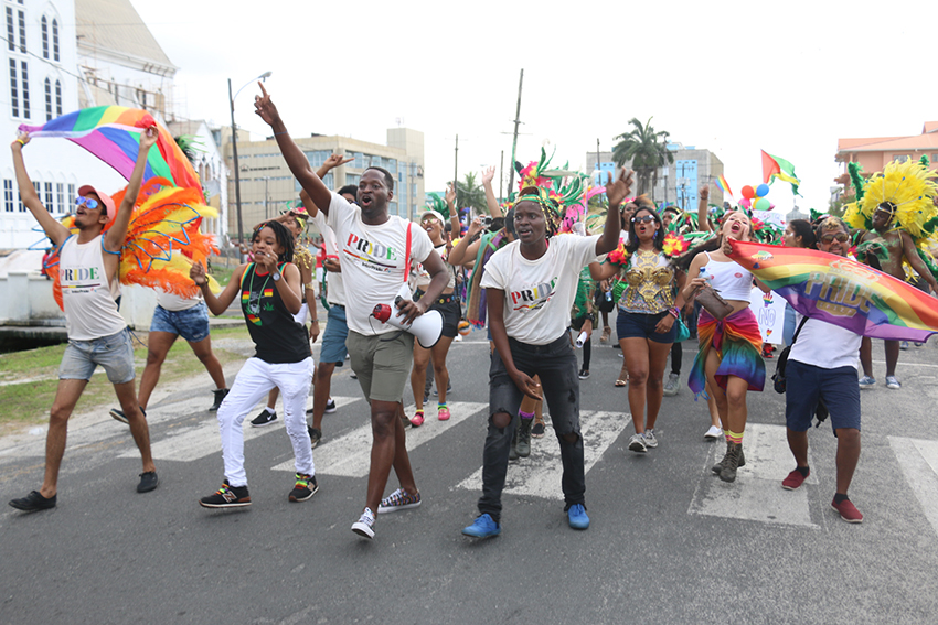 Faces Of Pride: Anil Persaud || Guyana Pride