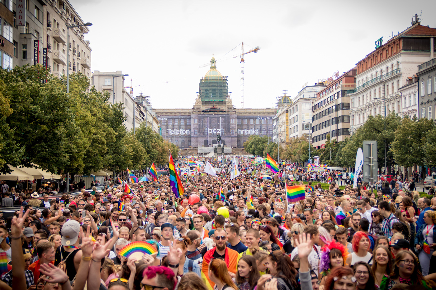 Faces of Pride: Czeslaw Walek || Prague Pride