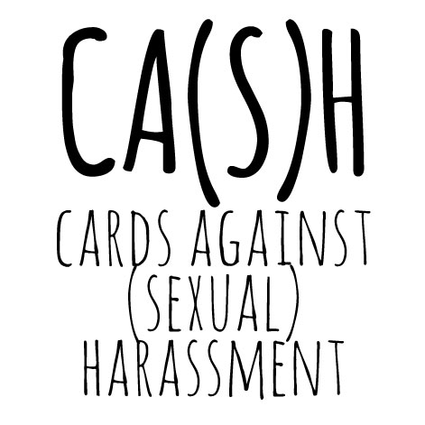 cards against sexual harassment