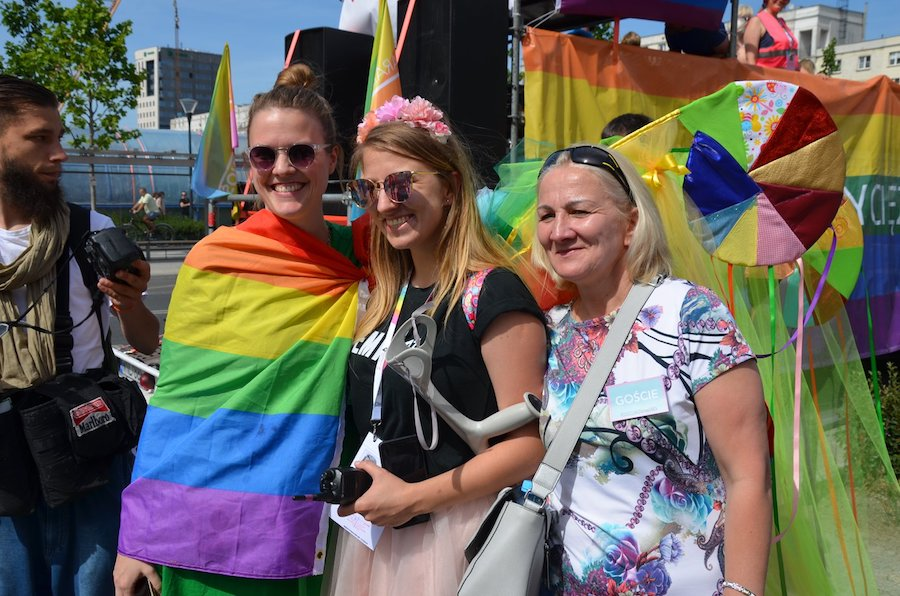 Faces Of Pride: Julia Maciocha || Warsaw Pride