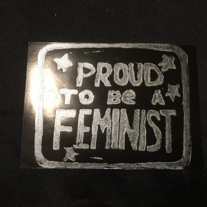 proud to be a feminist